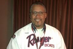 Academic Angler LaRoy Taylor