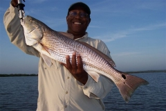 Charlie & 5.2lb Redfish 07.06.05